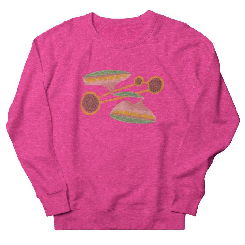 Scales Women's French Terry Sweatshirt by Michael Pfleghaar