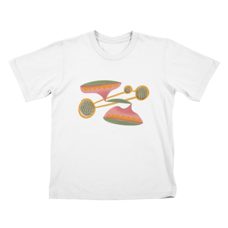 Scales Kids T-Shirt by Michael Pfleghaar