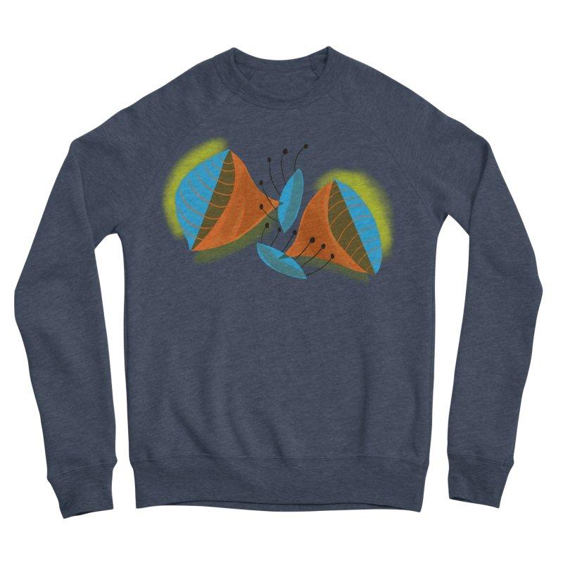 Trumpets 3 Men's Sponge Fleece Sweatshirt by Michael Pfleghaar