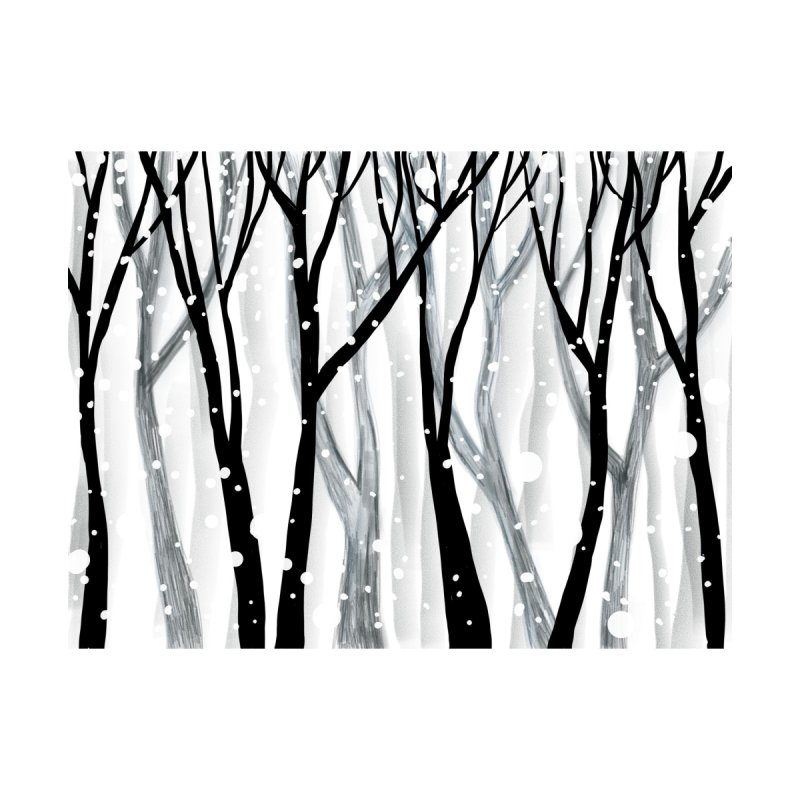 Winter Snowfall Kids Toddler Zip-Up Hoody by Michael Pfleghaar