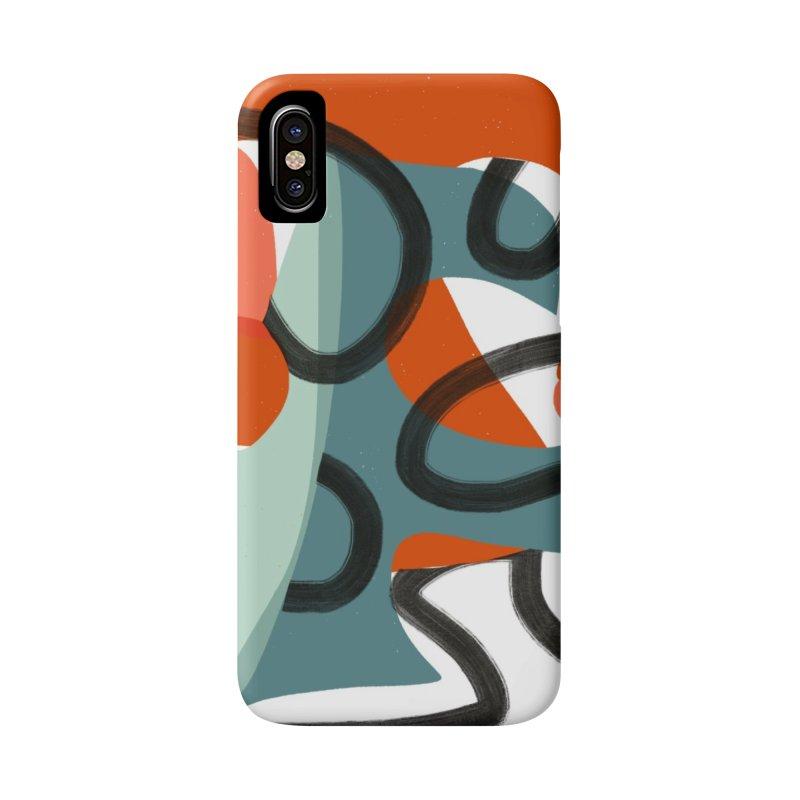 Dance 5 Accessories Phone Case by Michael Pfleghaar