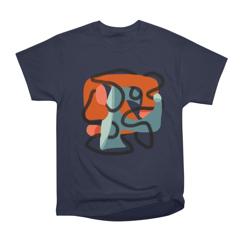 Dance 5 Men's Heavyweight T-Shirt by Michael Pfleghaar
