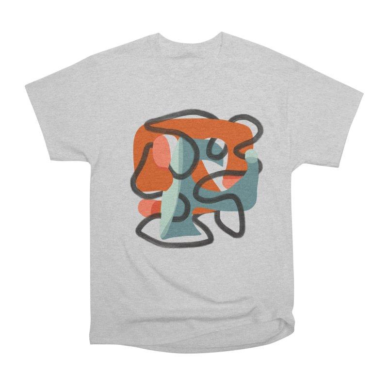 Dance 5 Women's Heavyweight Unisex T-Shirt by Michael Pfleghaar