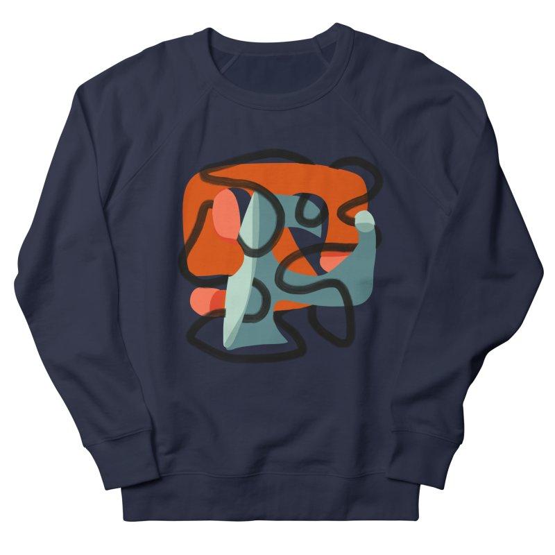 Dance 5 Women's French Terry Sweatshirt by Michael Pfleghaar