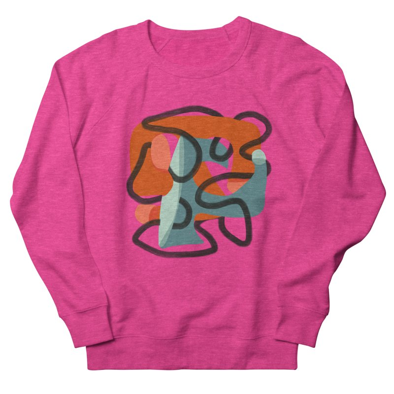 Dance 5 Men's French Terry Sweatshirt by Michael Pfleghaar