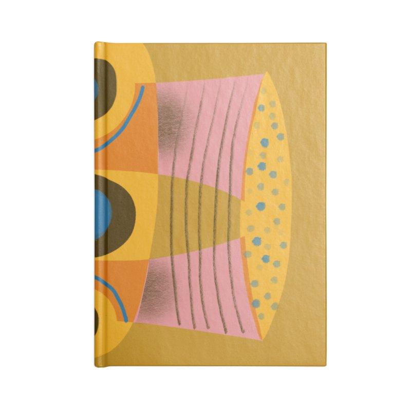 Bass Accessories Notebook by Michael Pfleghaar