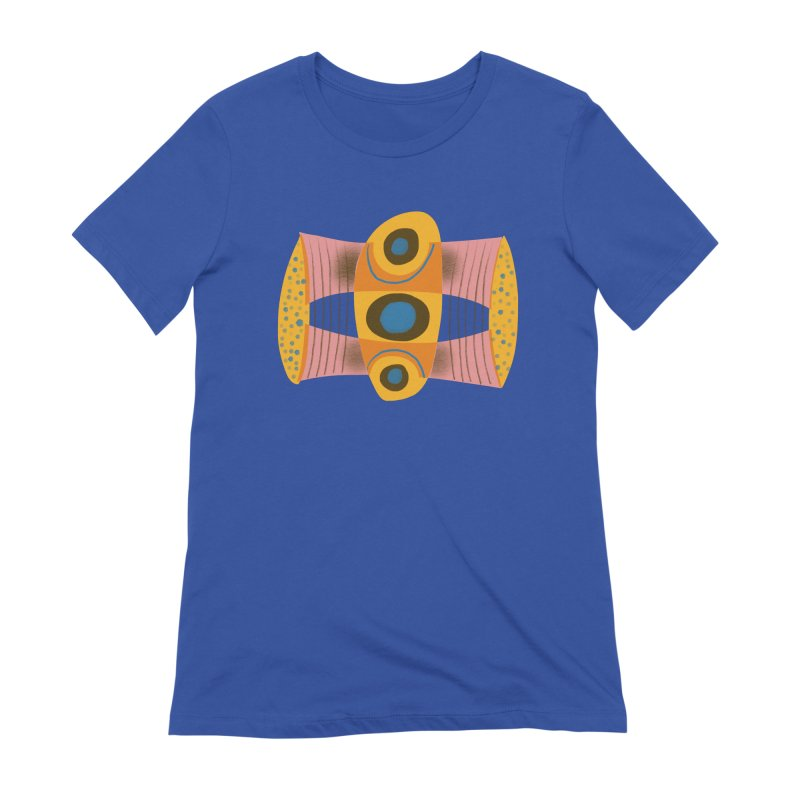Bass Women's Extra Soft T-Shirt by Michael Pfleghaar
