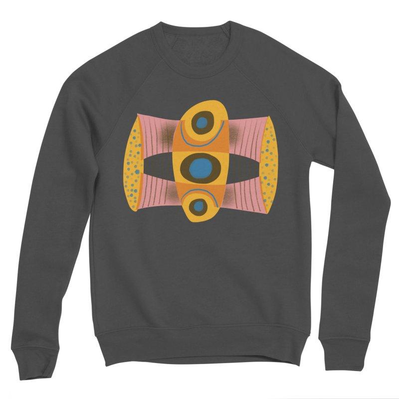 Bass Men's Sponge Fleece Sweatshirt by Michael Pfleghaar