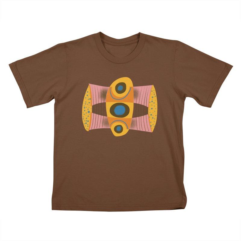 Bass Kids T-Shirt by Michael Pfleghaar