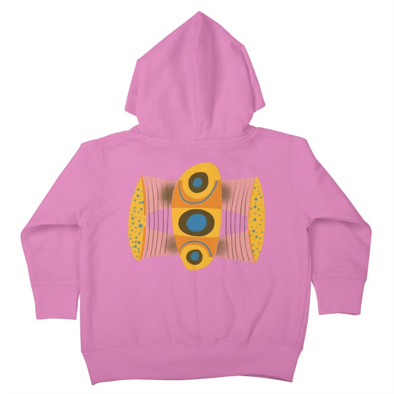 Bass Kids Toddler Zip-Up Hoody by Michael Pfleghaar