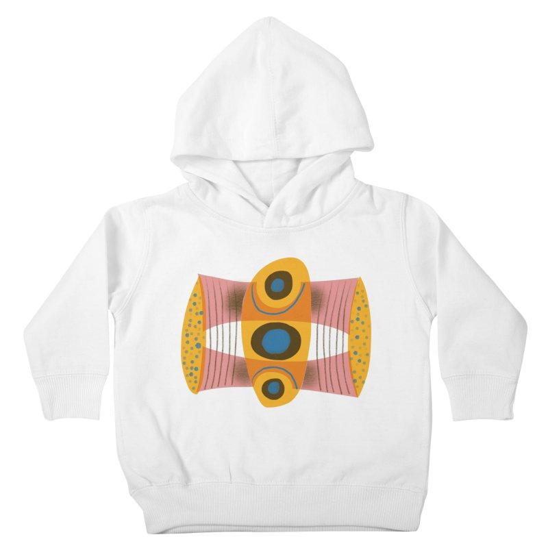 Bass Kids Toddler Pullover Hoody by Michael Pfleghaar