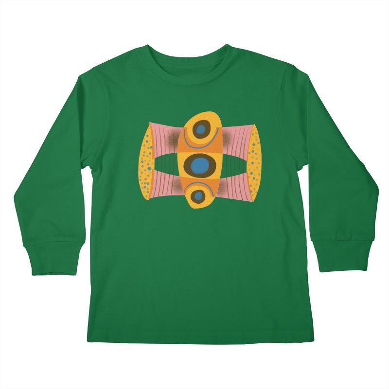 Bass Kids Longsleeve T-Shirt by Michael Pfleghaar