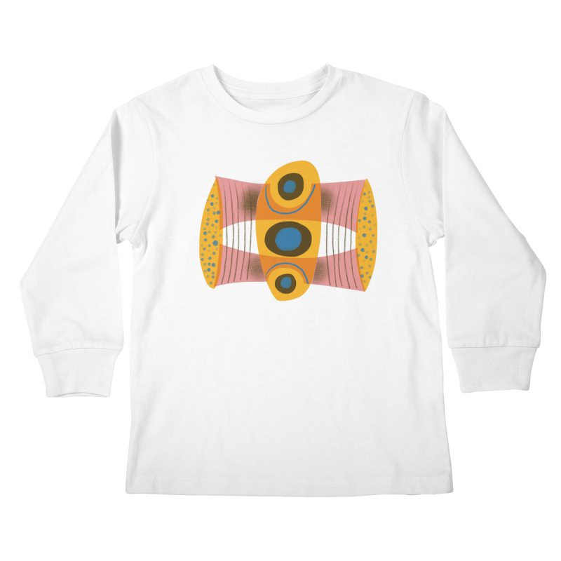 Bass Kids Longsleeve T-Shirt by Michael Pfleghaar