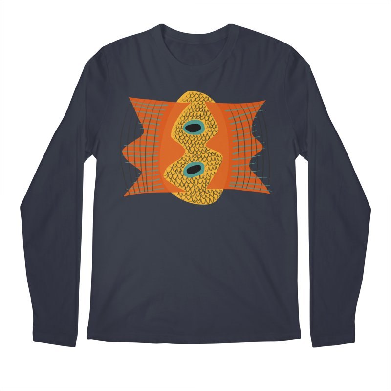Flying Fish Men's Regular Longsleeve T-Shirt by Michael Pfleghaar
