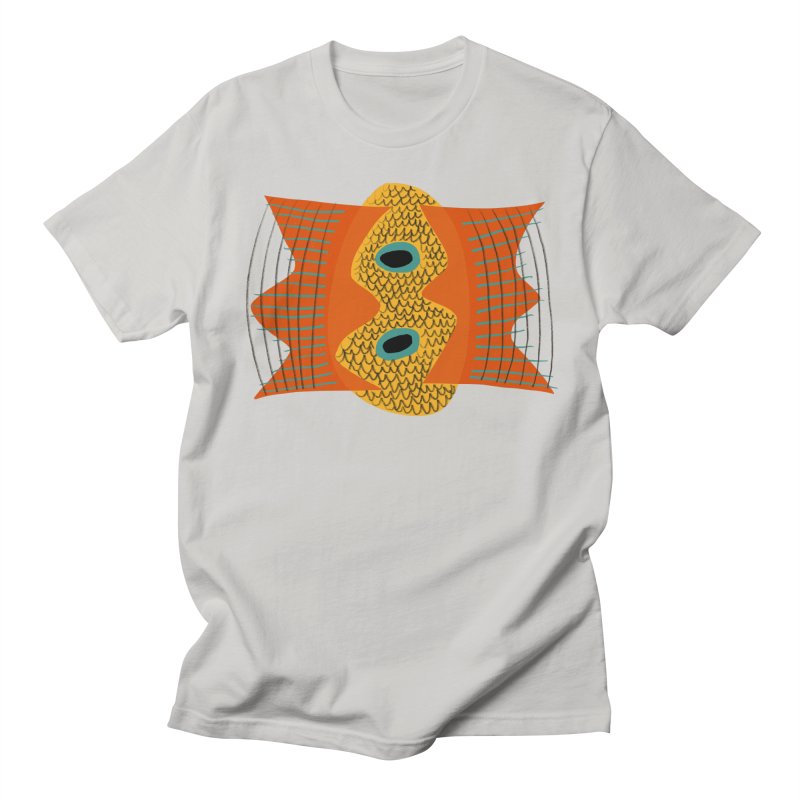 Flying Fish Men's Regular T-Shirt by Michael Pfleghaar