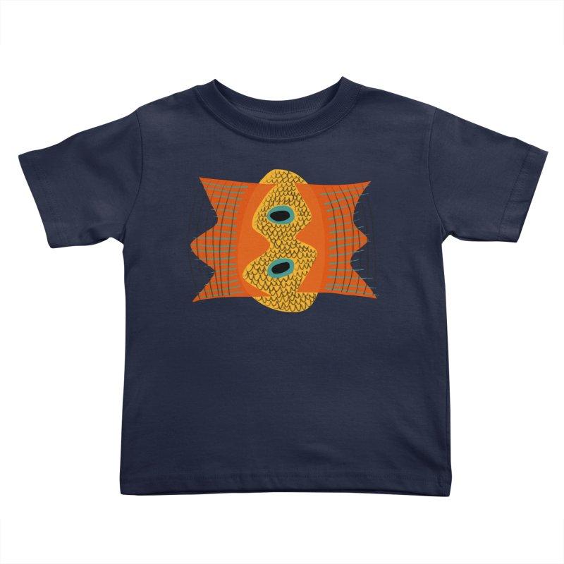 Flying Fish Kids Toddler T-Shirt by Michael Pfleghaar
