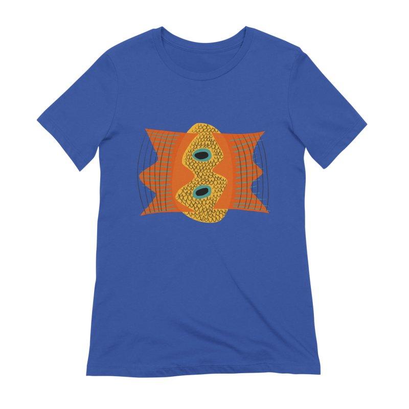 Flying Fish Women's Extra Soft T-Shirt by Michael Pfleghaar