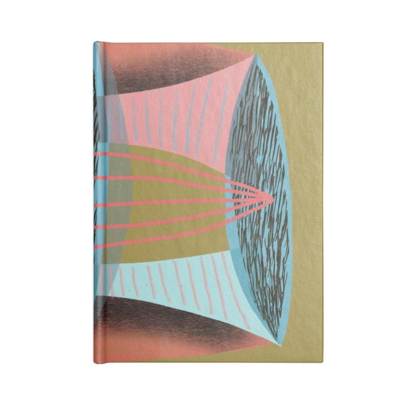 Trifecta Accessories Notebook by Michael Pfleghaar