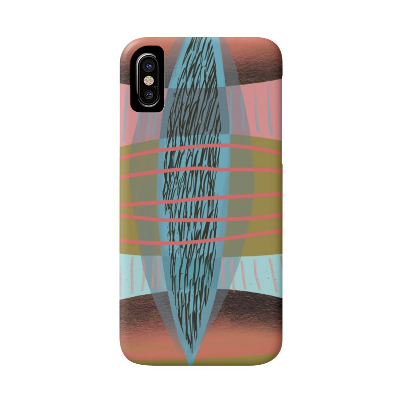 Trifecta Accessories Phone Case by Michael Pfleghaar