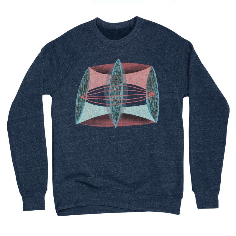 Trifecta Men's Sponge Fleece Sweatshirt by Michael Pfleghaar