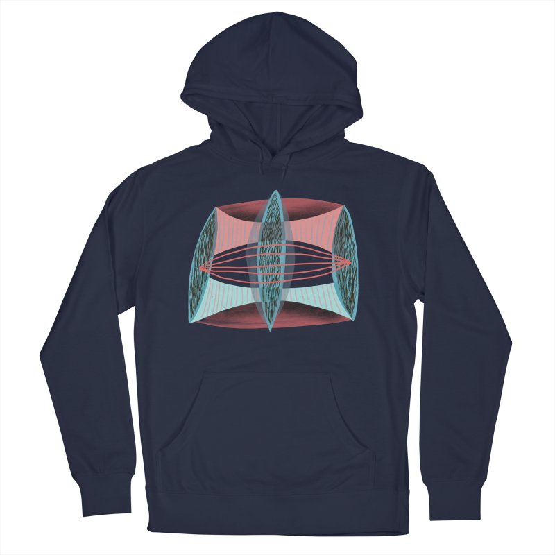Trifecta Men's French Terry Pullover Hoody by Michael Pfleghaar