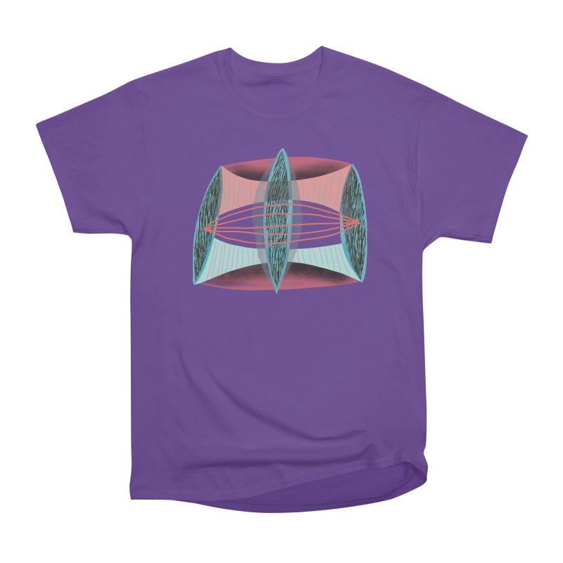 Trifecta Women's Heavyweight Unisex T-Shirt by Michael Pfleghaar