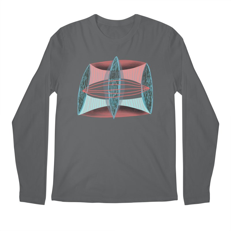 Trifecta Men's Longsleeve T-Shirt by Michael Pfleghaar