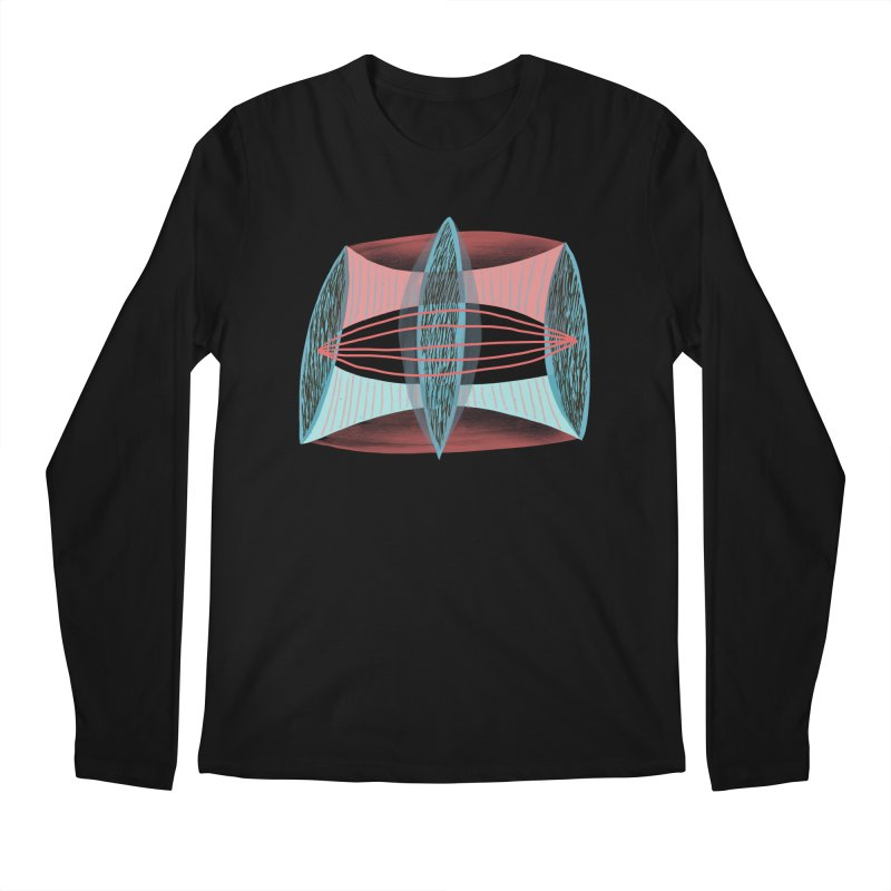 Trifecta Men's Regular Longsleeve T-Shirt by Michael Pfleghaar