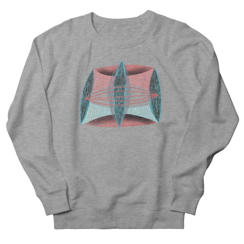 Trifecta Men's French Terry Sweatshirt by Michael Pfleghaar