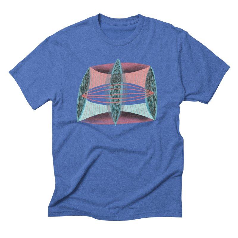 Trifecta Men's Triblend T-Shirt by Michael Pfleghaar