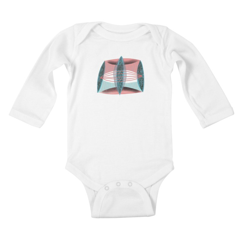 Trifecta Kids Baby Longsleeve Bodysuit by Michael Pfleghaar