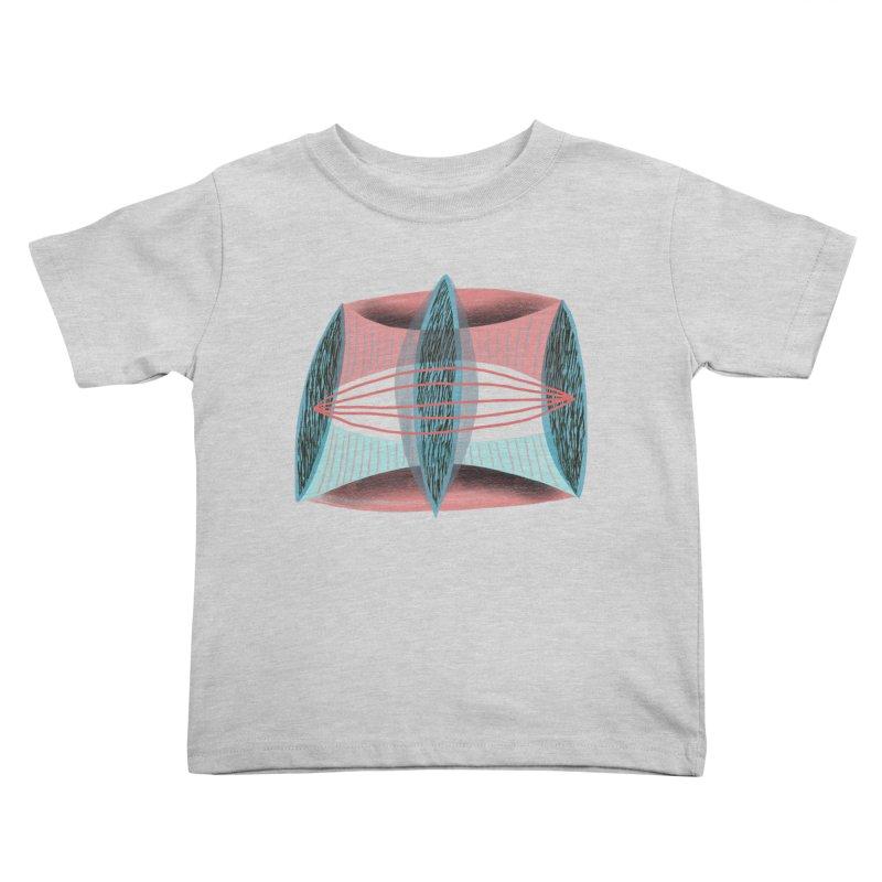 Trifecta Kids Toddler T-Shirt by Michael Pfleghaar
