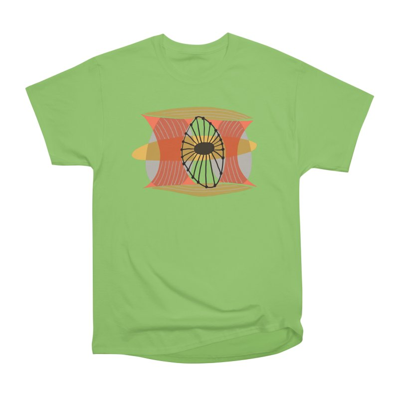 Wheel Women's Heavyweight Unisex T-Shirt by Michael Pfleghaar
