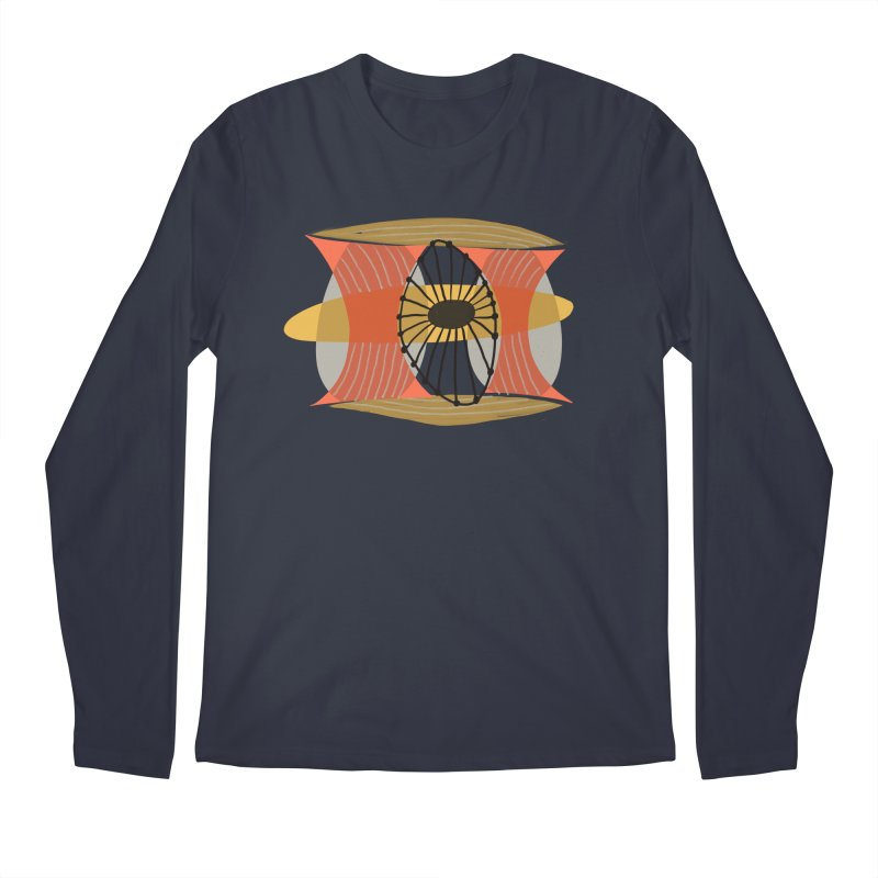 Wheel Men's Longsleeve T-Shirt by Michael Pfleghaar