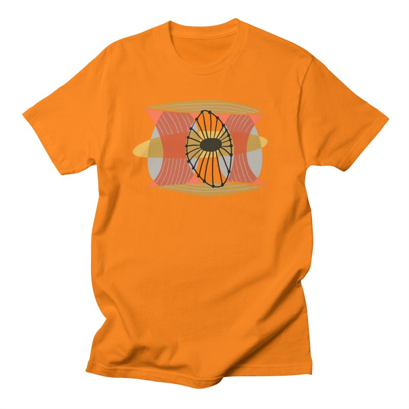 Wheel Women's Regular Unisex T-Shirt by Michael Pfleghaar