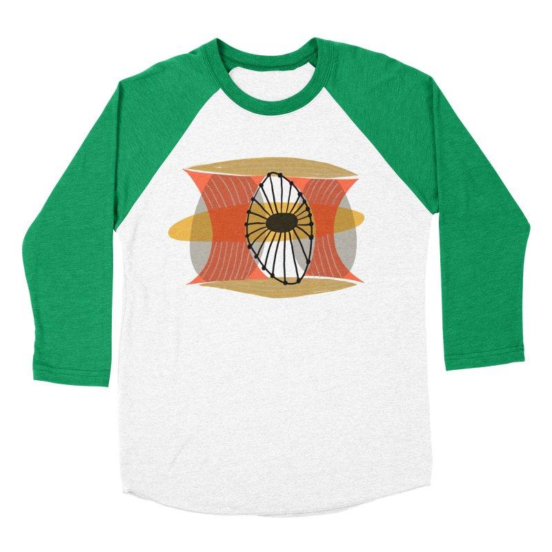 Wheel Men's Baseball Triblend Longsleeve T-Shirt by Michael Pfleghaar