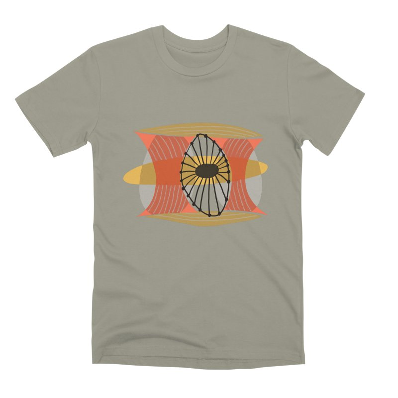 Wheel Men's Premium T-Shirt by Michael Pfleghaar