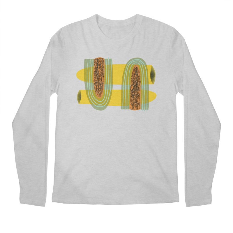 You Men's Regular Longsleeve T-Shirt by Michael Pfleghaar