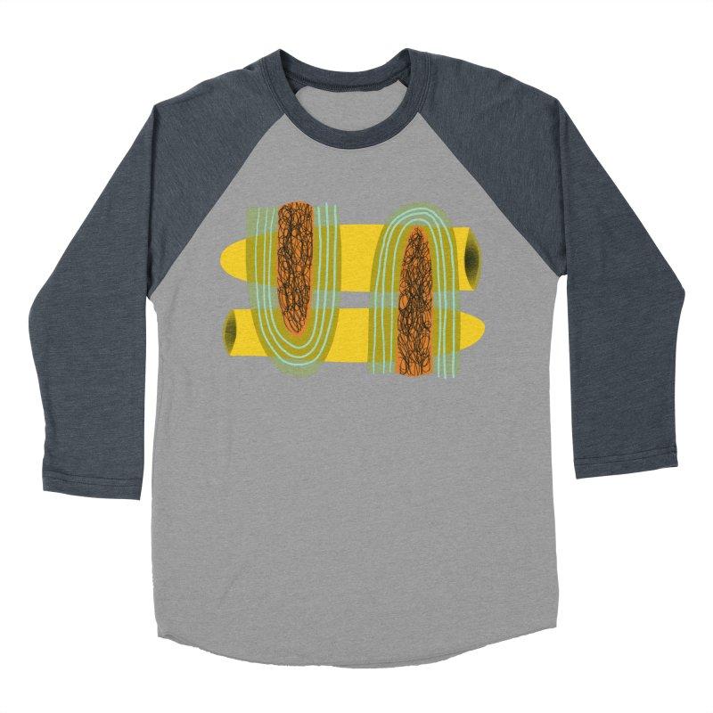 You Men's Baseball Triblend Longsleeve T-Shirt by Michael Pfleghaar
