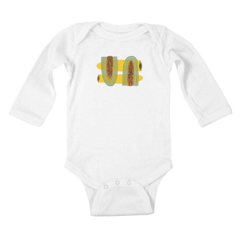 You Kids Baby Longsleeve Bodysuit by Michael Pfleghaar