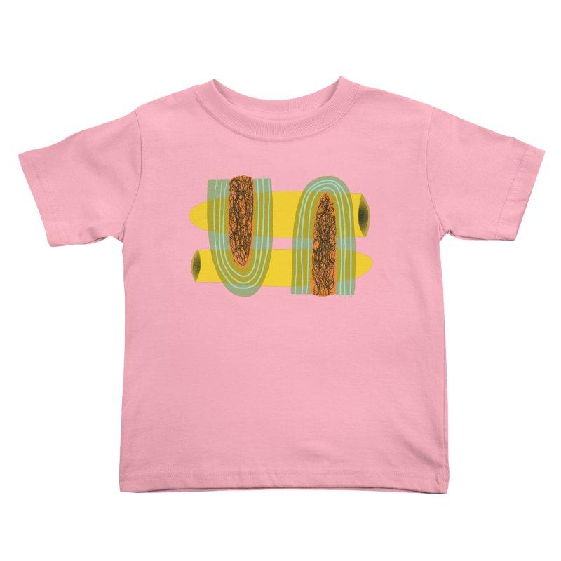 You Kids Toddler T-Shirt by Michael Pfleghaar