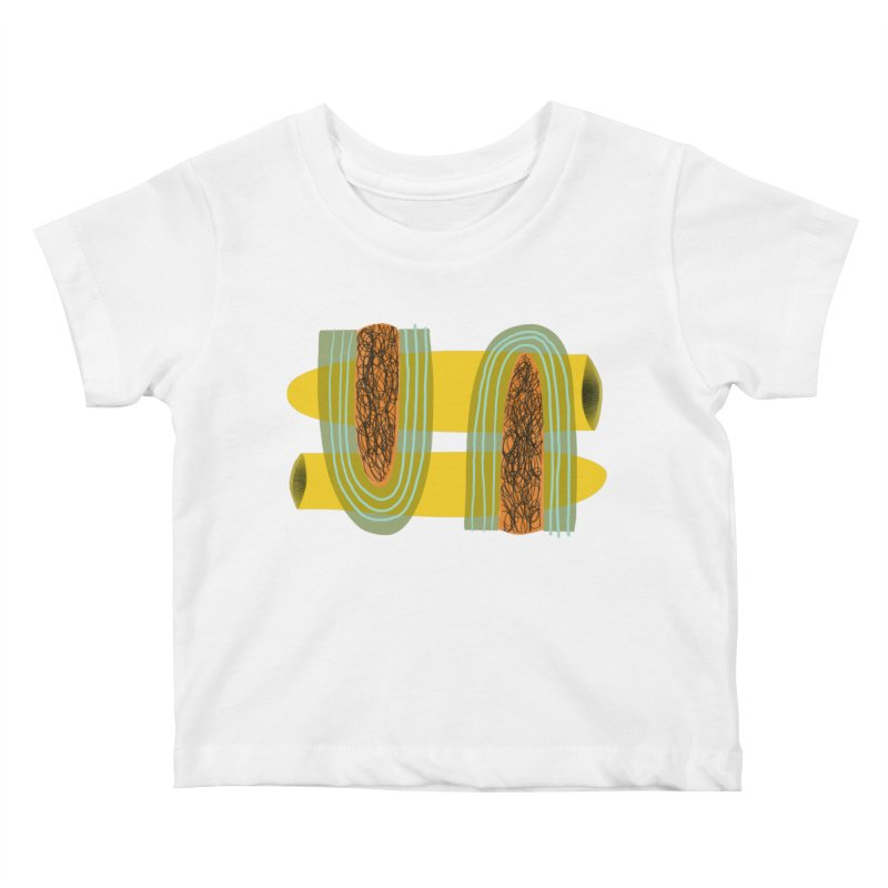 You Kids Baby T-Shirt by Michael Pfleghaar
