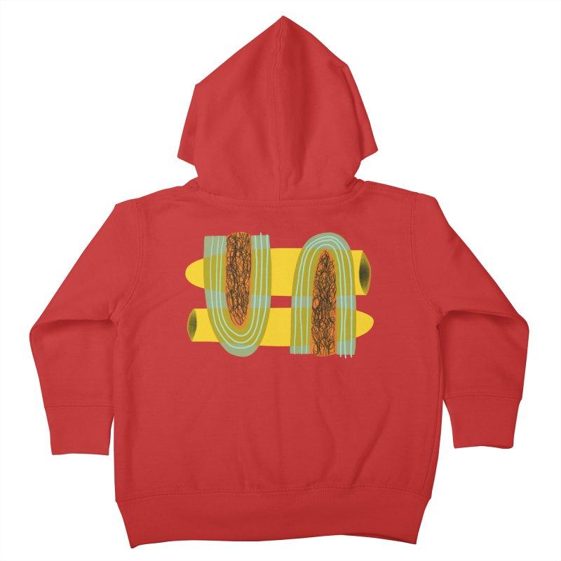 You Kids Toddler Zip-Up Hoody by Michael Pfleghaar