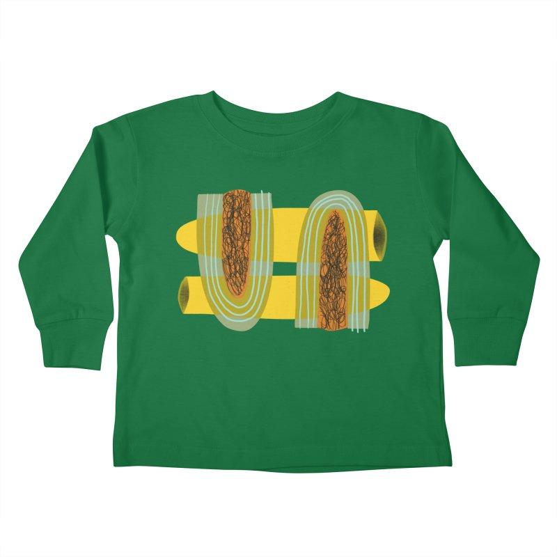 You Kids Toddler Longsleeve T-Shirt by Michael Pfleghaar