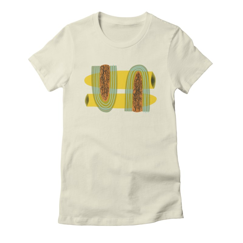 You Women's Fitted T-Shirt by Michael Pfleghaar