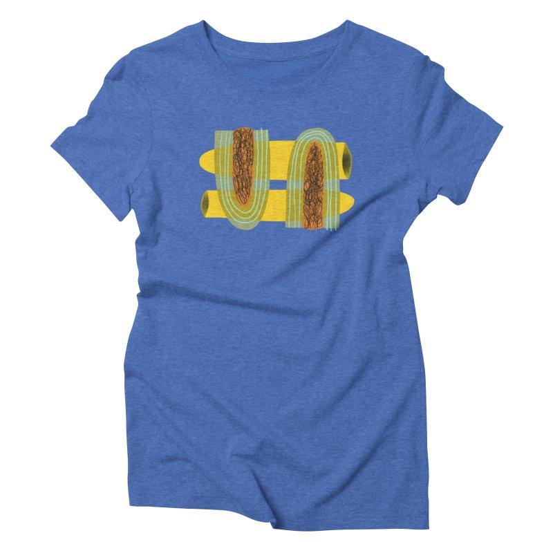 You Women's Triblend T-Shirt by Michael Pfleghaar