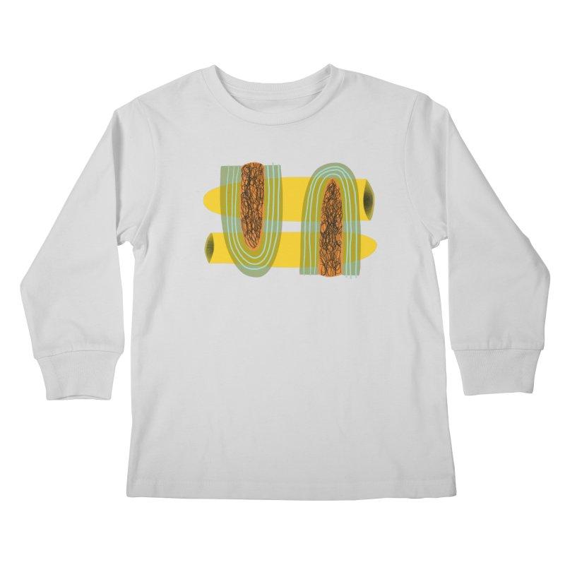 You Kids Longsleeve T-Shirt by Michael Pfleghaar