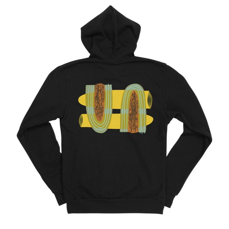 You Women's Sponge Fleece Zip-Up Hoody by Michael Pfleghaar