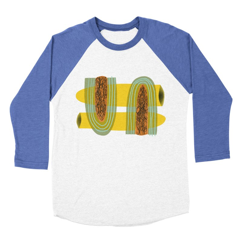 You Women's Baseball Triblend Longsleeve T-Shirt by Michael Pfleghaar