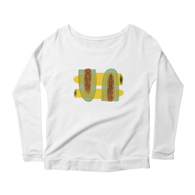 You Women's Scoop Neck Longsleeve T-Shirt by Michael Pfleghaar